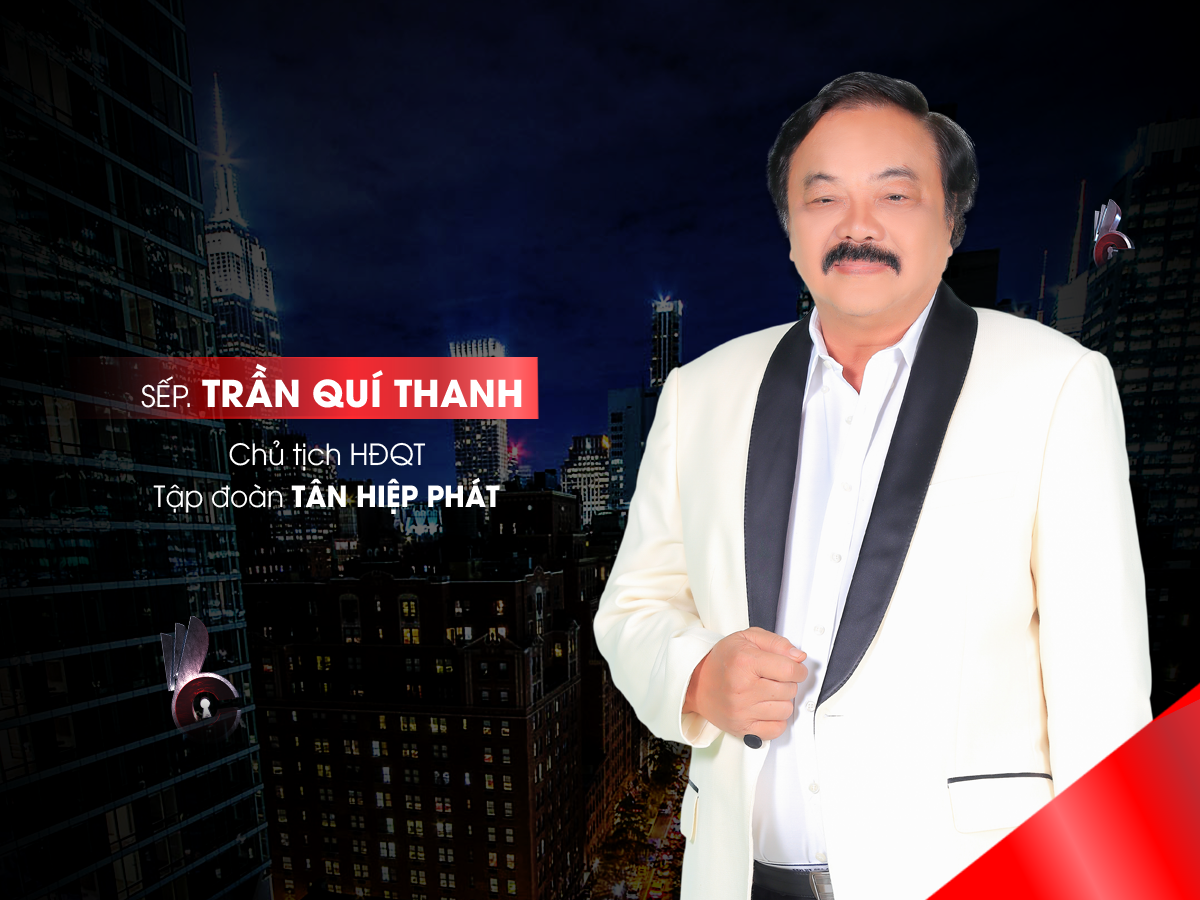 Sếp Trần Quí Thanh